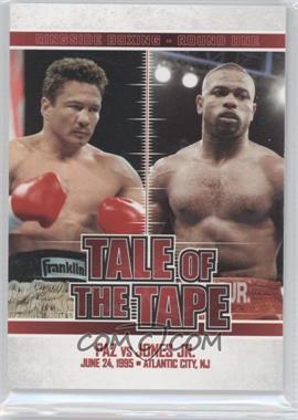 2010 Ringside Boxing Round 1 #66 - Vinny Paz, Roy Jones Jr.