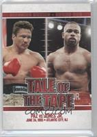 Vinny Paz, Roy Jones Jr.