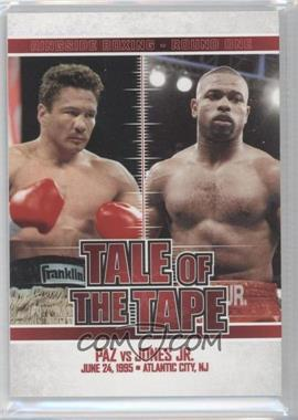 2010 Ringside Boxing Round 1 #66 - Vinny Paz, Roy Jones Jr.