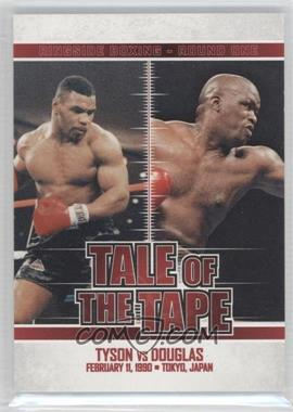 2010 Ringside Boxing Round 1 #67 - Mike Tyson, Buster Douglas