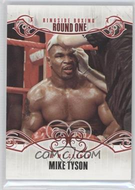 2010 Ringside Boxing Round 1 #74 - Mike Tyson