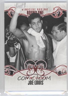 2010 Ringside Boxing Round 1 #75 - Joe Louis