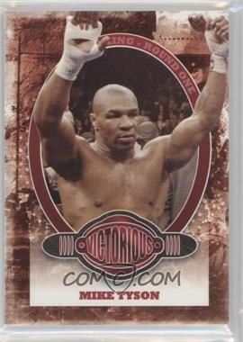 2010 Ringside Boxing Round 1 #83 - Mike Tyson