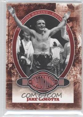 2010 Ringside Boxing Round 1 #89 - Jake LaMotta