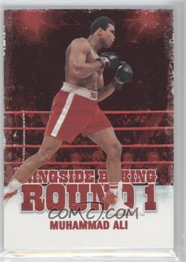 2010 Ringside Boxing Round 1 #92 - Muhammad Ali