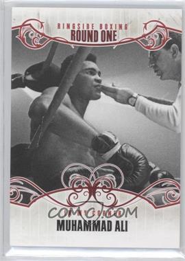 2010 Ringside Boxing Round 1 #98 - Muhammad Ali