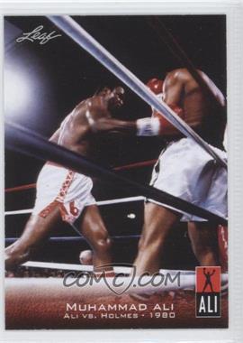 2011 Leaf Ali The Greatest - [Base] #34 - Muhammad Ali