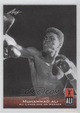 2011 Leaf Ali The Greatest - [Base] #83 - Muhammad Ali