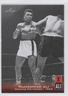 2011 Leaf Ali The Greatest #47 - Muhammad Ali
