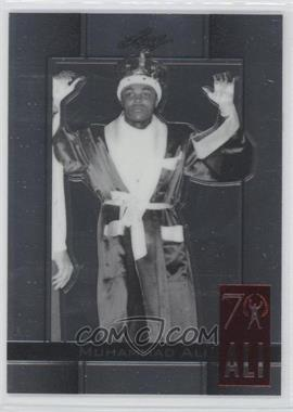 2011 Leaf Metal Ali 70th Birthday Redemption Double Embossed #74 - [Missing]