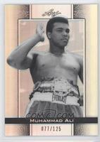 Muhammad Ali /125
