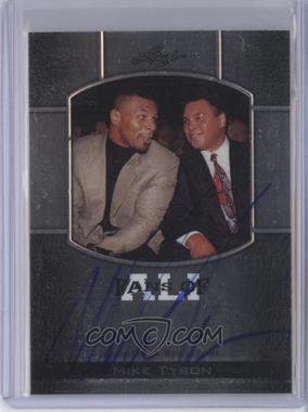 2011 Leaf Muhammad Ali Metal - Fans of Ali #FAUM-12 - Mike Tyson