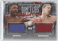 Ray Mercer, Tommy Morrison
