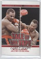 Oliver McCall, Larry Holmes
