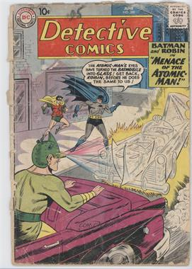 1937-2011 DC Comics Detective Comics Vol. 1 #280 - Menace of the Atomic Man