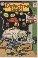 The Challenge of the Cat-Man [Good/Fair/Poor]