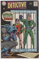 The Riddler's Prison-Puzzle Problem! ; The Case of the Clumsy Crook! [Readable&…