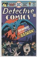 The Batman's Burden ; The Parking Lot Bandit Strikes Again! [Readable(GD&…