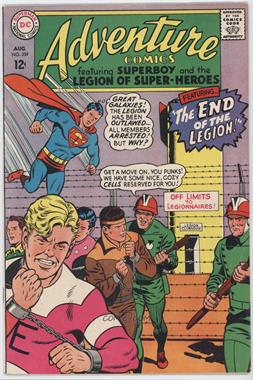 1938-1983, 2010-2011 DC Comics Adventure Comics Vol. 1 #359 - The Outlawed Legionnaires!