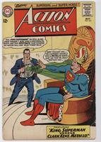 King Superman vs. Clark Kent, Metallo [Good/Fair/Poor]