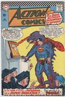 Superman's Super-Boo-Boos