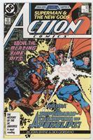 Superman vs The New Gods! The Champion!