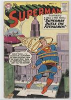 Superman Duels the Futuremen