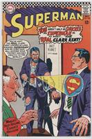 The Real Clark Kent! / The Fate of the Super-Super-Superman!