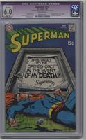 Superman [CGC6.0]