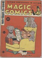 Magic Comics