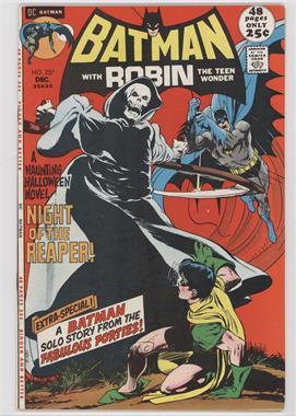 1940-2011 DC Comics Batman Vol. 1 #237 - Night of the Reaper!