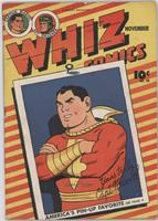 Whiz Comics [Readable (GD‑FN)]
