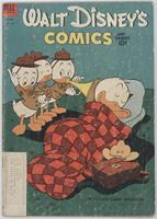 Walt Disney's Comics and Stories [Good/Fair/Poor]