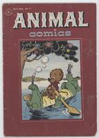 Animal Comics [Readable (GD‑FN)]