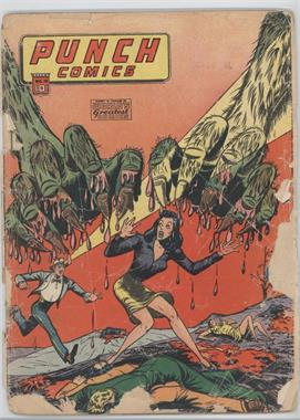 1941 - 1946 Harry A Chesler Punch Comics #19 - Punch Comics