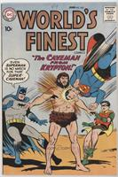 The Caveman from Krypton