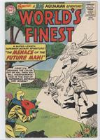 Menace of the Future Man; The Creatures That Conquered Aquaman [Readable (…