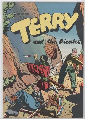 1942-1962 Dell Four Color (Series II) #101 - Terry and the Pirates