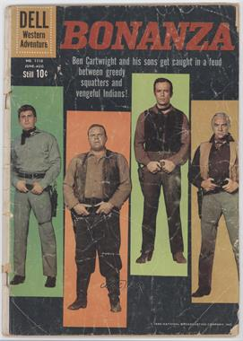 1942-1962 Dell Four Color (Series II) #1110 - Bonanza