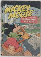 Mickey Mouse and the Submarine Pirates [Good/Fair/Poor]