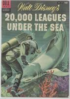 Walt Disney's 20,000 Leagues Under the Sea [Readable (GD‑FN)]