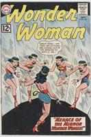 Menace of the Mirror-Wonder Woman [Readable (GD‑FN)]