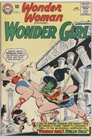 Wonder Girl's Stolen Face