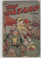 Hap Hazard Comics [Good/Fair/Poor]