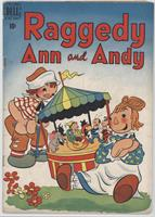 Raggedy Ann and Andy [Readable (GD‑FN)]