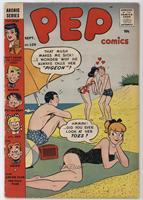 Pep Comics [Readable(GD‑FN)]