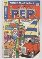 Pep Comics [Readable (GD‑FN)]