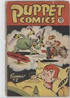 Puppet Comics [Good/Fair/Poor]