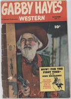Gabby Hayes Western [Good/Fair/Poor]