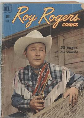 1948 - 1961 Dell Roy Rogers Comics #26 - Roy Rogers Comics [Good/Fair/Poor]